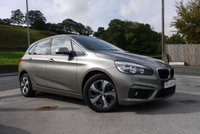 USED 2015 65 BMW 2 SERIES 1.5 216D SE ACTIVE TOURER 5d 114 BHP ZERO ROAD TAX