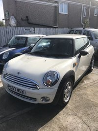 2007 MINI HATCH ONE 1.4 ONE 3d 94 BHP £3395.00