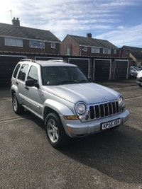 2005 JEEP CHEROKEE 2.8 LIMITED CRD 5d AUTO 161 BHP £2795.00