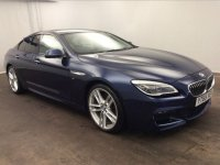 2016 BMW 6 SERIES 3.0 640D M SPORT GRAN COUPE 4d AUTO 309 BHP £SOLD