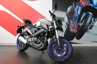 USED 2015 15 YAMAHA MT 125 ABS ***STREET FIGHTER***