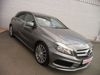 2014 MERCEDES-BENZ A CLASS 1.5 A180 CDI BLUEEFFICIENCY AMG SPORT  £11995.00