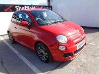 2014 FIAT 500 1.2 S 3d 69 BHP £5775.00
