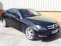 2015 MERCEDES-BENZ C CLASS 2.1 C220 CDI AMG SPORT EDITION PREMIUM 2d AUTO 168 BHP £SOLD