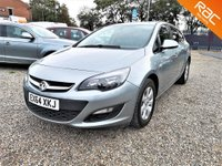 USED 2014 64 VAUXHALL ASTRA 1.6 DESIGN CDTI ECOFLEX S/S 5d 134 BHP FINANCE AND DELIVERY AVAILABLE