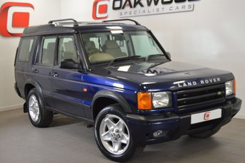 2001 LAND ROVER DISCOVERY 2 2.5 TD5 ES 7 SEATS 5d 136 BHP £4995.00