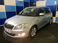 USED 2014 64 SKODA FABIA 1.2 GREENLINE TDI CR 5d 74 BHP A striking example of this very much sought after family diesel hatchback finished in unmarked silver further enhanced with five spoke alloy wheels ,this car comes with cd radio with usb ,aux and media interface,air conditioning,tyre pressure monitoring system ,cruise control plus all the usual refinements. This being the greenline edition has a zero rated road tax and an absolutely staggering combined ecconomy of 83.1 mpg deffinitely one to be concidered.
