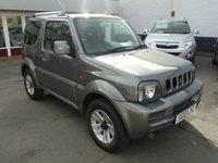 2010 SUZUKI JIMNY 1.3 SZ4 3d AUTO 85 BHP £7995.00