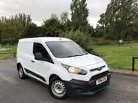 2014 FORD TRANSIT CONNECT 1.6 200 P/V 1d 74 BHP £6450.00