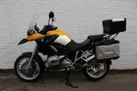 USED 2007 07 BMW R SERIES R1200 GS GS1200 ABS Touring 1200cc FULL BMW LUGGAGE SET ** FINANCE AVAILABLE **