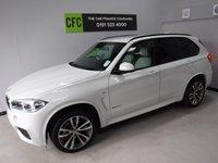 2014 BMW X5 3.0 XDRIVE30D M SPORT 5d AUTO 255 BHP £31990.00