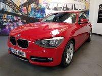 2012 BMW 1 SERIES 1.6 116I SPORT 5d 135 BHP £8994.00