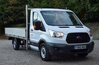 2016 FORD TRANSIT 2.2 350 C/C SRW 1d 124 BHP £SOLD