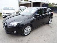 2012 FORD FOCUS 1.6 ZETEC TDCI 5d 113 BHP £5495.00