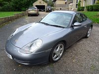2001 PORSCHE 911 3.4 CARRERA 4 TIPTRONIC S 2d AUTO 300 BHP £16495.00