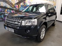 2011 LAND ROVER FREELANDER 2.2 TD4 GS 5d AUTO 150 BHP £10994.00