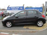 2009 PEUGEOT 207 1.4 VERVE 5d 74 BHP £3495.00