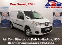 USED 2015 65 RENAULT KANGOO 1.5 DCI BUSINESS Plus, Air Con, Bluetooth, Dab Radio, Aux, USB, Rear Park Sensors, Ply Lined **Drive Away Today** Over The Phone Low Rate Finance Available, Just Call us on 01709 866668