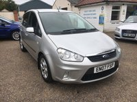 USED 2007 07 FORD C-MAX 2.0 ZETEC 5d AUTO 145 BHP ** NOW SOLD ** NOW SOLD **