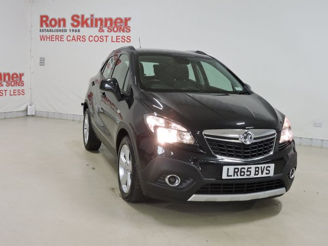 View our 2015 65 VAUXHALL MOKKA 1.6 EXCLUSIV S/S 5d 114 BHP