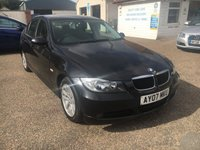 USED 2007 07 BMW 3 SERIES 2.0 320D SE 4d 161 BHP