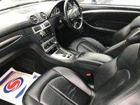USED 2006 56 MERCEDES-BENZ CLK 1.8 CLK200 KOMPRESSOR AVANTGARDE 2d AUTO 161 BHP