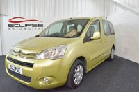 2009 CITROEN BERLINGO 1.6 MULTISPACE VTR 16V 5d 90 BHP £SOLD