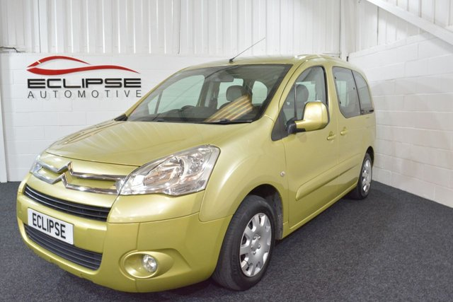 2009 09 CITROEN BERLINGO 1.6 MULTISPACE VTR 16V 5d 90 BHP