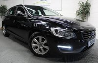 USED 2014 14 VOLVO V60 1.6 D2 BUSINESS EDITION 5d 113 BHP