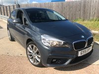 2015 BMW 2 SERIES 2.0 218D SPORT ACTIVE TOURER 5d AUTO 148 BHP £13250.00