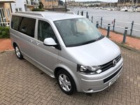 USED 2011 60 VOLKSWAGEN CARAVELLE 2.0 SE SWB BiTDI 5d AUTO 177 BHP VERY LOW MILES! FULL HISTORY inc NEW CAMBELT and MOT!