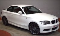USED 2011 BMW 1 SERIES 2.0 123D M SPORT 2d 202 BHP