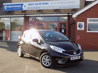 USED 2015 15 NISSAN NOTE 1.5 DCi ACENTA 5dr ** Bluetooth + Cruise + ZERO Tax **