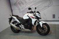 2013 HONDA CB500 F-A  £3400.00