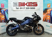 USED 2009 09 BUELL 1125 R 25th ANNIVERSARY EDITION