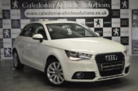 USED 2013 63 AUDI A1 1.4 SPORTBACK TFSI SPORT 5d 122 BHP LOW MILEAGE IMMACULATE EXAMPLE 12 MONTH MOT AND SERVICE HISTORY