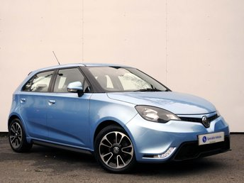 2014 MG 3 1.5 3 FORM SPORT VTI-TECH 5d 106 BHP £4995.00