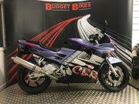 1995 HONDA CBR600F 599cc CBR 600 FR  £1490.00