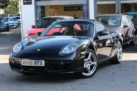 USED 2006 56 PORSCHE CAYMAN 3.4 24V S 2d 295 BHP *** £8,000 WORTH OF OPTIONS ***