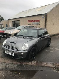 2006 MINI HATCH COOPER 1.6 COOPER S 3d 168 BHP £4595.00