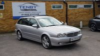 USED 2005 55 JAGUAR X-TYPE 2.2 SPORT 5d 152 BHP
