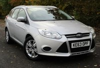 2013 FORD FOCUS 1.6 TDCi EDGE ESTATE £5695.00