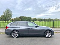 2014 BMW 3 SERIES 2.0 320D XDRIVE SPORT TOURING 5d AUTO 181 BHP £13995.00