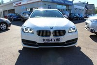 USED 2014 64 BMW 5 SERIES 2.0 518D SE TOURING 5d AUTO 148 BHP