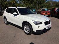 2014 BMW X1 2.0 XDRIVE20I SPORT 5d 181 BHP £14995.00