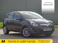 USED 2015 64 VAUXHALL CORSA 1.2 SE 5d 83 BHP AIR CONDITIONING,ALLOYS,5 DOOR