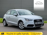 USED 2011 61 AUDI A1 1.2 TFSI SE 3d 84 BHP AIR CON, ALLOYS, £30 ROAD TAX