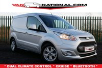 2015 FORD TRANSIT CONNECT 1.6 200 LIMITED P/V 115 BHP (AIR CON ALLOYS COLOUR CODED) £8990.00
