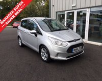 USED 2014 64 FORD B-MAX 1.4 ZETEC THIS VEHICLE IS AT SITE 1 - TO VIEW CALL US ON 01903 892224