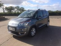 USED 2010 CITROEN C3 PICASSO 1.6 PICASSO EXCLUSIVE HDI 5d 90 BHP